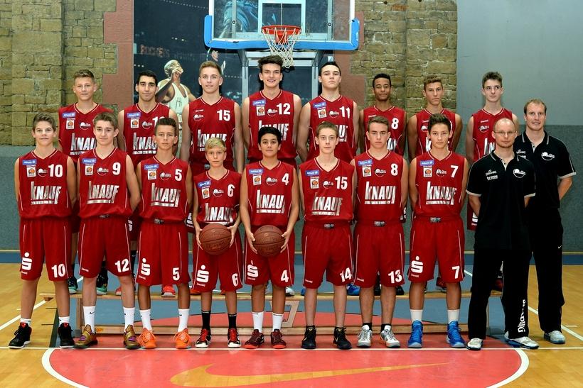Nbbl Jbbl Teams übersicht Soliver Baskets Akademie Ev